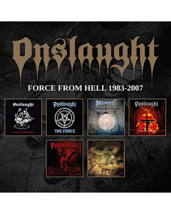 Force From Hell 1983-2007 - 6-CD BOX