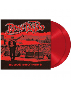 Blood Brothers - ROTES 2- Vinyl