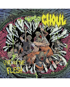 Live In The Flesh - CD