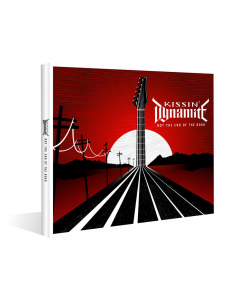 Not the End of the Road - Digipak CD