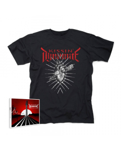 Not the End of the Road - Digipak CD + T- Shirt Bundle