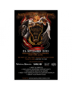 Logistics & Event Centre - Grand Opening - Ticket (Limited to 150 pcs.)