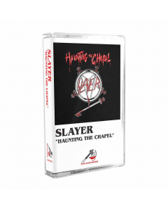 Haunting The Chapel - Musikassette
