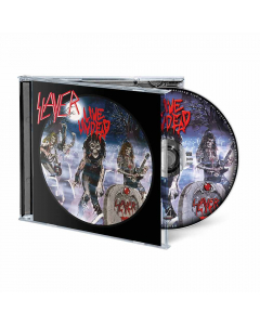 Live Undead - CD