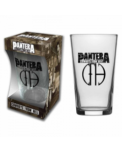 Cowboys From Hell - Beer Glass