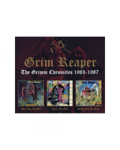 The Grimm Chronicles 1983-1987 - 3-CD