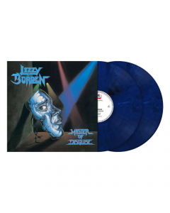 Master Of Disguise - BLUE BLACK Marbled 2-Vinyl