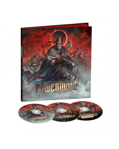 Blood Of The Saints (10th Anniversary Edition) - Earbook