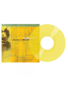 Feel Sorry For The Fanatic - TRANSPARENT GELBES Vinyl