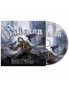 The War To End All Wars - CD