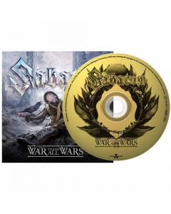The War To End All Wars - German Supporter Edition - CD