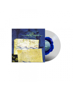 The Dynamic Gallery Of Thoughts - CLEAR BLUE Colour In Colour Vinyl