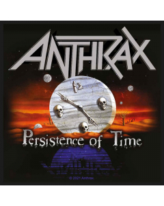 Persistence Of Time - Patch