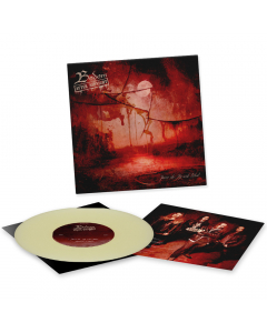 """Bodom After Midnight Paint the Sky with Blood OXBLOOD 10"""" Mini EP"""