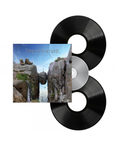 A View From The Top Of The World - BLACK 2-Vinyl