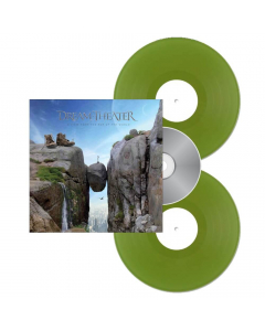 A View From The Top Of The World - OLIVE GREEN 2-Vinyl