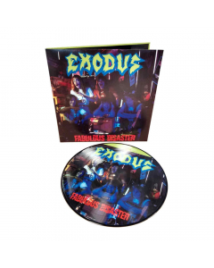Fabulous Disaster - PICTURE Vinyl