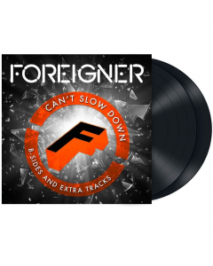Foreigner - Can't Slow Down: B--Sides & Extra Tracks - 2-LP