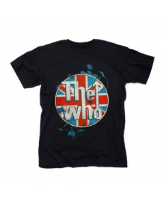 THE WHO - Logo Standing / T-Shirt