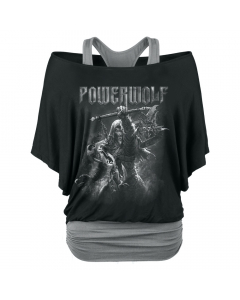Call Of The Wild - Ladies Double Layer Shirt