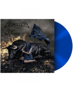 We Are The People - BLUE Vinyl