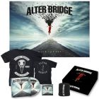 "ALTER BRIDGE - Walk the Sky / Deluxe Box + ""RavenSkull"" T- Shirt Bundle"