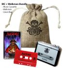 alestorm curse of the crystal coconut mc walkman bundle in pirate bag