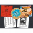 manilla road crystal logic orange blue splatter vinyl
