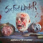 Six Feet Under Nightmares of the Decomposed Limited Digipak CD