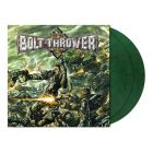 bolt thrower honour valour pride clear green marbled vinyl