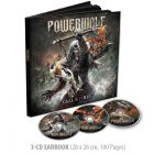 powerwolf call of the wild earbook