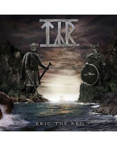 TYR - Eric The Red / Jewelcase CD