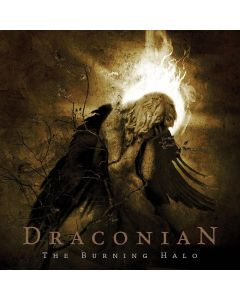 11400 draconian the burning halo cd doom metal