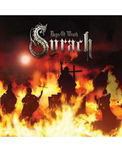 SYRACH - Days of Wrath / CD