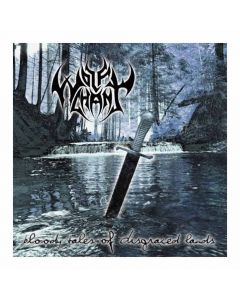 wolfchant bloody tales of disgraced lands cd