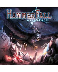 HAMMERFALL - Masterpieces CD