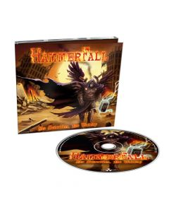 13523-1 hammerfall no sacrifice, no victory digipak heavy metal