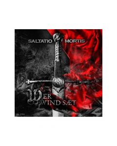 13999 saltatio mortis wer wind sät cd medieval metal