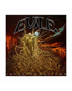 evile infected nations cd dvd
