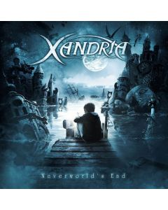 16844 xandria neverworld's end cd gothic metal