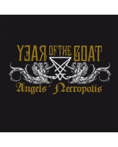 year of the goat angels necropolis digipak cd