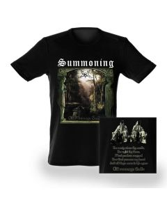 summoning old mornings dawn shirt