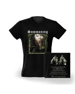 summoning old mornings dawn girls shirt