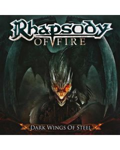 rhapsody of fire dark wings of steel digipak cd