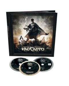 18666-1 van canto dawn of the brave earbook 2-cd + dvd heavy metal