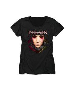 delain the human contradiction ladies shirt