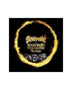 20103 skalmöld skalmöld og sinfoniu-hljomsveit islands digipak dvd + cd viking metal