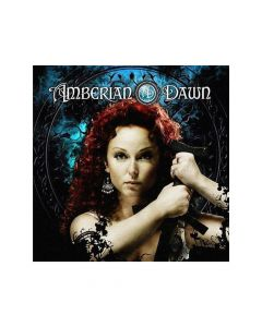 20108 amberian dawn river of tuoni re-issue cd symphonic metal