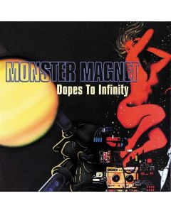20401 monster magnet dopes to infinity cd rock