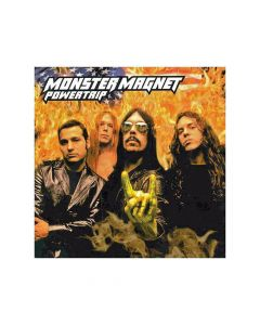 20403 monster magnet powertrip cd rock
